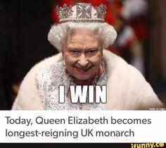 Longest reigning