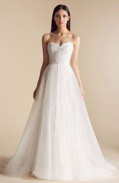 Courtesy of Allison Webb Wedding Dresses from JLM Couture; Wedding dress idea.