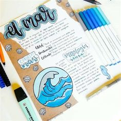 Lettering Tutorial, Hand Lettering, Cute Sketches, Notebook Art, College Board, Pretty Notes, School Hacks, Mood Quotes, Back To School