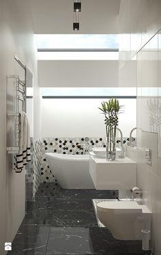Łazienka styl Nowoczesny - zdjęcie od BlueCat Studio - Łazienka - Styl Nowoczesny - BlueCat Studio
