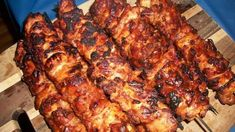 The Best BBQ Chicken Kebabs Recipe
