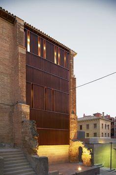 Refurbishment of Huesca City Archives, Huesca, 2012 - ACXT