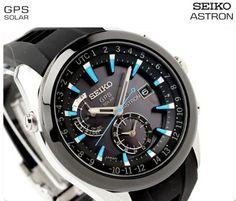 Seiko ASTRON Solar GPS Watch SAST009