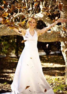 Gorgeous fall weddings at Elk Forge Inn.