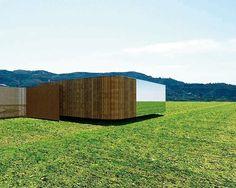 pavilion and research centre in vega de salobreña by jesus torres garcía