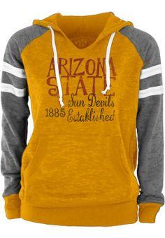 Product: Arizona State University Sun Devils Women's Hooded Sweatshirt