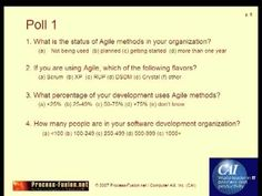 Agile Methods and Lean Six Sigma: Allies or Enemies http://www.itmpi.org/subscribe  Agile is a hot topic these days, and many are wondering how (or if) these methods are compatible with other industry best practices, including Lean Six Sigma and SEI's CMMI. In this webinar, Gary Gack will discuss the connections and synergies among these methods, with particular emphasis on the relationship between Agile and Lean Six Sigma.  http://www.itmpi.org/subscribe