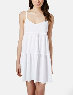 Chiffon Relaxed Mini Loose Fit Dress - Summer- Love this and Beaches