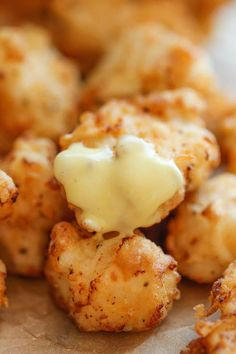 Restaurant Style Nuggets with Homemade Honey Mustard | Chicken nuggets are truly an American restaurant classic, and they make great comfort food, too.