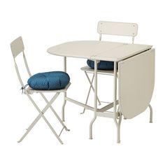 saltholmen table outdoor foldable beige living pretty ikea rh pinterest com