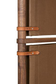 Buy Lambert Folding Screen - Screens - Accessories - Dering Hall