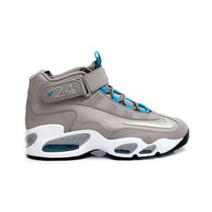 info for 61347 5344d Nike Sportswear Air Griffey Max 1 Gray Teal  Enjoying the retro honors in  the Nike Sportswear Air Griffey Max 1 will come in the