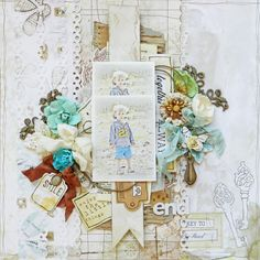 Created by Erin Blegen for Once Upon A...Sketch, using the Symphony Border.