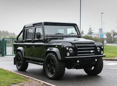 Land Rover DEFENDER 110 2.2 4dr