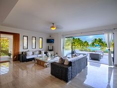 Las Terrenas Apartment Rental: New Luxurious Duplex With A Beautiful Ocean View And Beachfront: A Real Escape | HomeAway Luxury Rentals