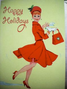 Going Christmas shopping.!...* 1500 free paper dolls including Christmas dolls international artist and author Arielle Gabriel's The International Paper Doll Society for my Pinterest paper doll pals *