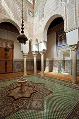 Mausoleum of Moulay Ismail, Morocco