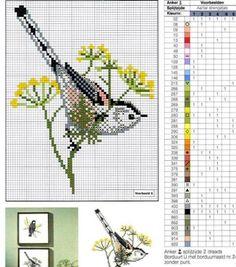Gallery.ru / Фото #6 - четыре птички - irisha-ira