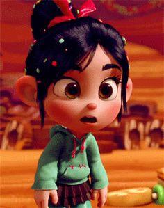 disney my stuff wreck it ralph vanellope vanellope von schweetz Sugar Rush animated movies Princess of Sugar Rush Disney Animation, Disney Pixar, Disney And Dreamworks, Disney Magic, Disney Movies, Wreck It Ralph, Ralph Disney, Vanellope Y Ralph, Cute Disney Characters