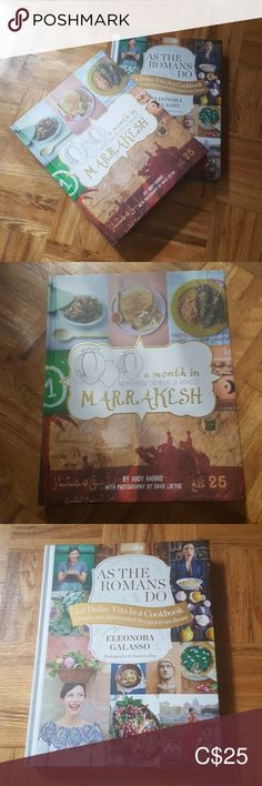 2 cookbooks a month in marrakesh, as the romans do Marrakesh, Romans, Morocco, Congratulations, Anthropologie, Photographs, David, Culture, My Favorite Things