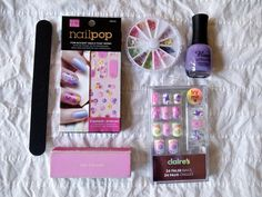 Girly-nail-essentials