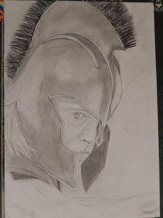 Achilles by 8manu