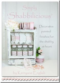 shabby chic craft ideas!