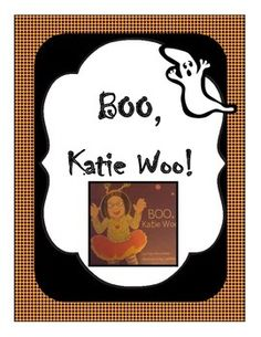 Katie Woo is going on a Halloween adventure.  Use these activities to help readers interact with the book.  Skills include - looking back to find the answers, plot, making predictions, and cause & effect.Please visit my store for more novel studies and reading activities!