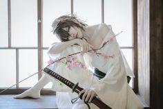 Char: Hakuouki: Shinsengumi Kitan  Coser: Souji Okita