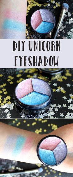 Learn how to make your own scented DIY unicorn eyeshadow. This fun trio of scented pressed eyeshadows offers lasting pastel color and shimmer that's perfect for eyes. Once you've mastered these colors, be sure to try out your own custom DIY unicorn eyeshadow in custom colors and scents!