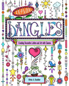 For a limited time when you purchase, The Art of Drawing Dangles, you can also receive the Dangles Alphabet in B & W – U & L Case downloadable sets. This is an $11.50 Value for free. This alphabet is very similar and most are the same as what is in the book. To receive this alphabet email me after you purchase the book with a copy of your receipt or a photo of you with the book in hand.   https://www.amazon.com/Art-Drawing-Dangles-Creating-Decorative/dp/1631063251/