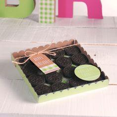 Caja para galletas grande