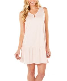 Another great find on #zulily! Peach Marissa Nightgown #zulilyfinds