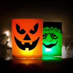 Spooky Halloween Lantern | Poundland