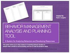 Behavior Analysis Tool