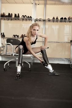 State of the Art Artificial Legs.