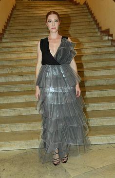 Erika Příhodová dress Erika, My Style, Dresses, Fashion, Gowns, Moda, Fashion Styles, Dress, Vestidos