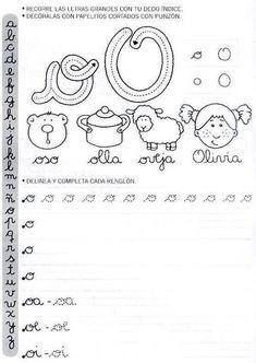 Caderno de letra cursiva para imprimir - Como Fazer Make Tutorial, Teaching Resources, Notebook, Bullet Journal, Album, Lettering, Writing, Reading, School