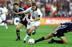 Michael Owen - England vs Argentina 1998