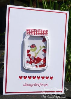 Old Stables Crafts: Ronald McDonald House Charities - Card Challenge