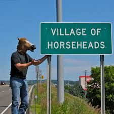 Latvians are horseheads?