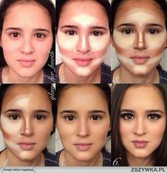 Post on Makeup Contour