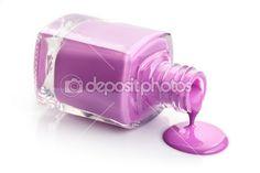 Лак для ногтей Стоковые фото, иллюстрации и векторные изображения   Depositphotos®