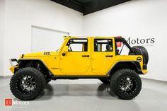 2015 Jeep Wrangler Unlimited Hardtop | Baja Yellow | 101 Motors Media