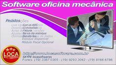 Software para oficina mecânica de veículos