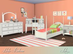 Lulu265's Heidi Bedroom