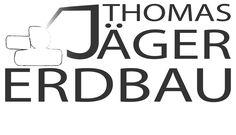 Logo-Design Erdbau Unternehmen - Bagger Jäger Thomas Grafik Design, Logo Design, Baggers, Elephants, Business, World