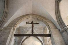 Im Langhaus des Dom - Kreuz