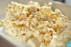 Marshmallow Popcorn - Kid Friendly - Recipe Index