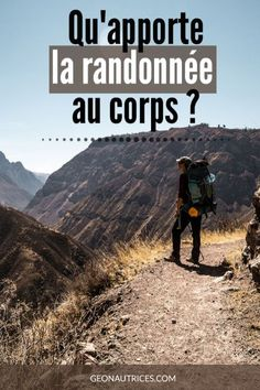 What brings hiking to body and mind. Well many good things, imagine! Here is what convince you in this article! Personally, I directly felt the benefits. Rando Velo, Tent Camping Checklist, Road Trip France, Appalachian Trail, Calisthenics, Positive Attitude, Trekking, Backpacking, Voici
